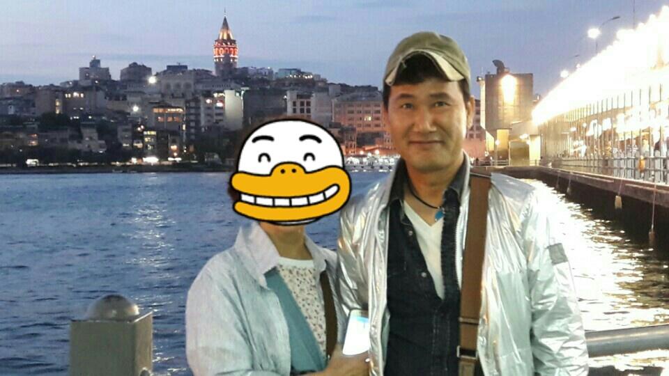 [포토 팡팡]터키일주 강민구 가이드님과~!!!