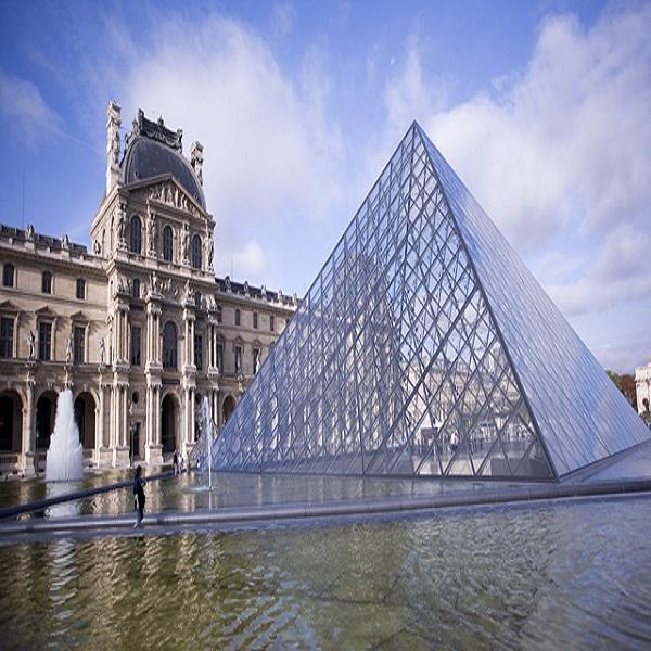 [파리 현지투어][워킹]파리 루브르 박물관+시내+야경투어(A) 이미지