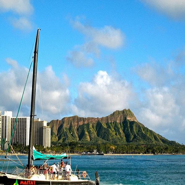 [하와이 현지투어] 다이아몬드헤드 일출 이미지