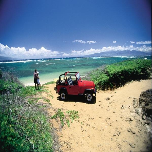 [하와이 현지투어] [렌터카] 오픈카- Convertible 이미지