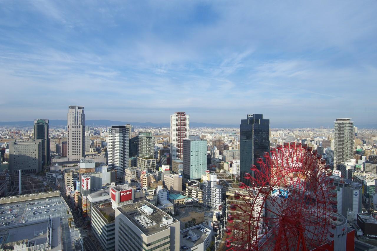 오사카 주유패스 2일권 이미지