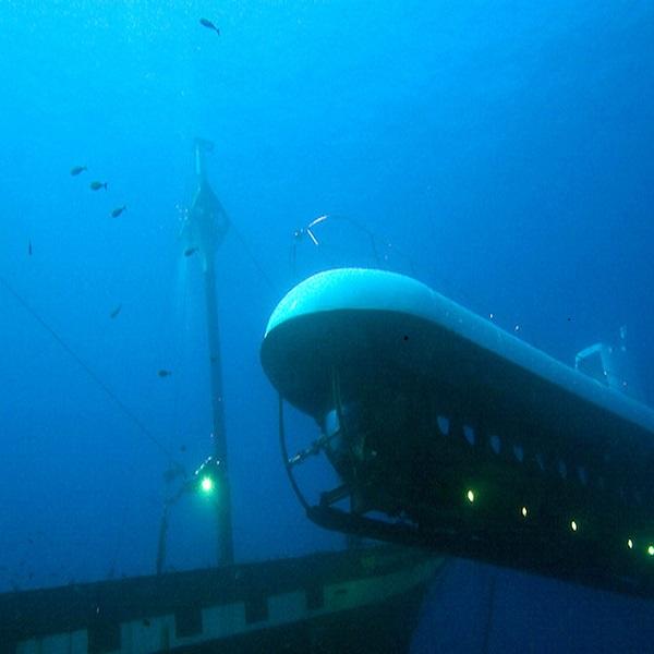 [하와이 현지투어] 잠수함 (스탠다드) 이미지