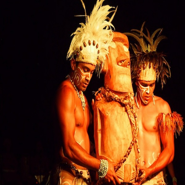 [하와이 현지투어] 매직오브폴리네시아 [쇼+칵테일] 이미지