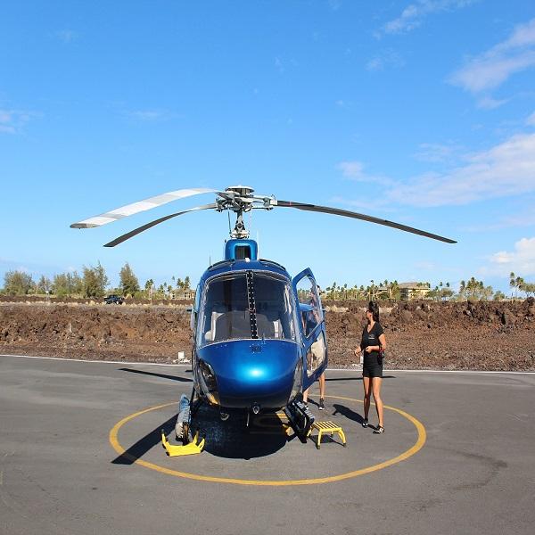 [하와이 현지투어] 헬기투어 (60분투어) 이미지