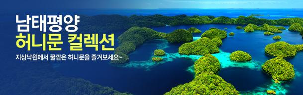남태평양 허니문