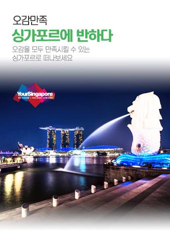 싱가포르에 반하다