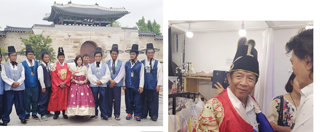 한국발전교육원 교육생 시티투어 이미지