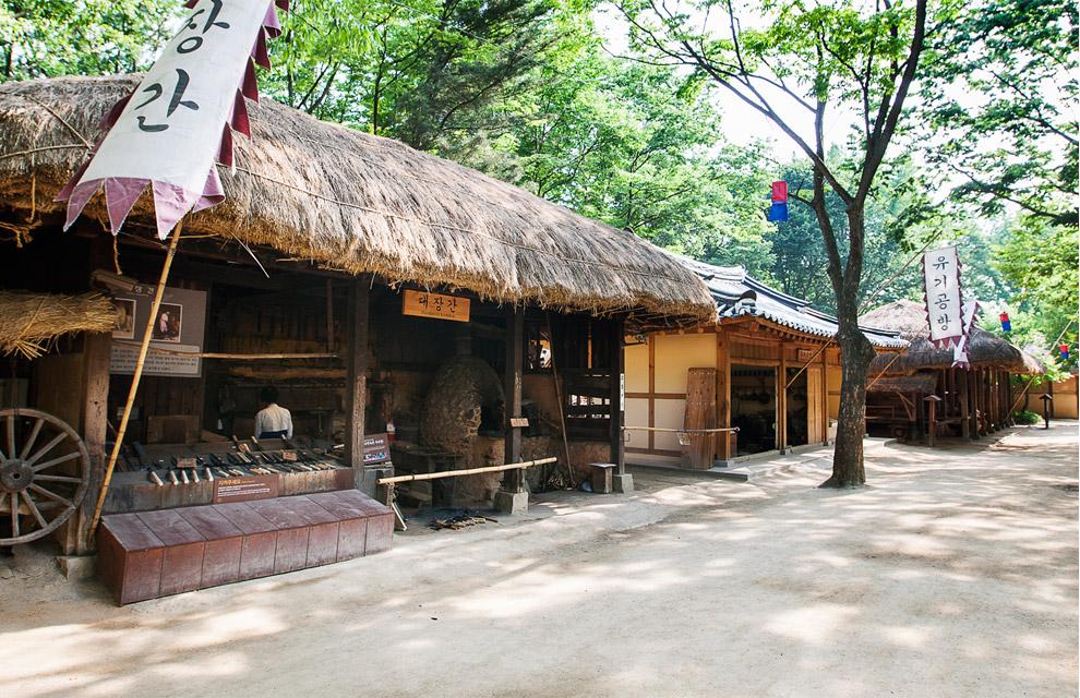 한국민속촌 이미지