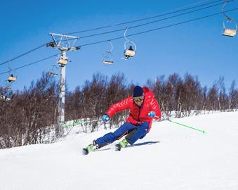 스키 시즌투어 이미지
