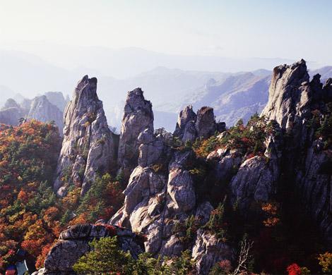 설악산 국립공원 이미지
