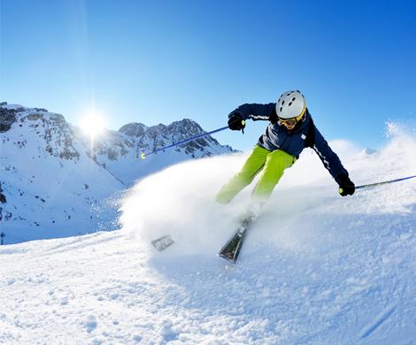 스키(스키장비 포함) 이미지
