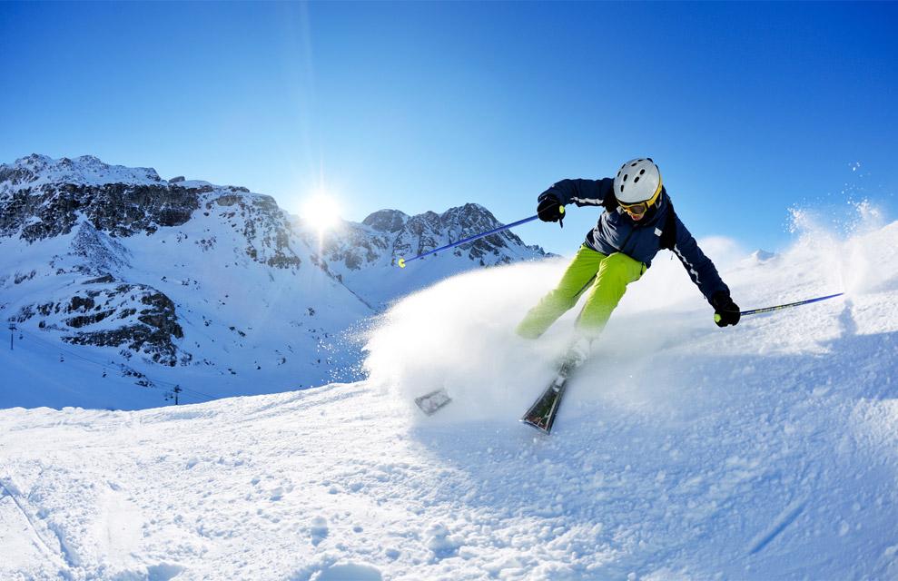 스키+찜질방 1일투어 이미지