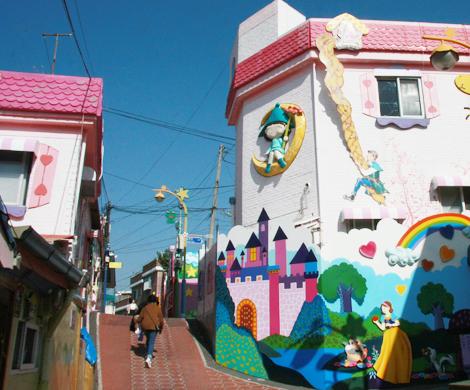 Songwoldong Fairy Tale Village