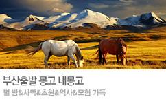 [부산출발] 몽골